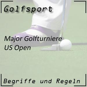 Golfturnier US Open
