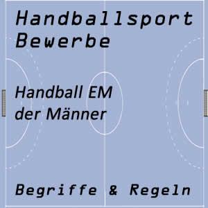 Handball-Europameisterschaft Männer