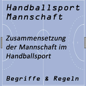 Handball Mannschaft