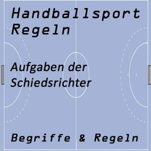Handball Schiedsrichter