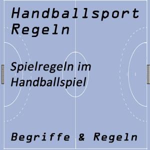 Handball Spielregeln