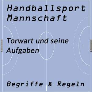 Handball Torwart
