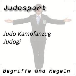Judo Ausrüstung Judogi Kampfanzug
