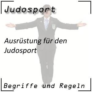 Judo Ausrüstung