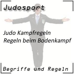 Judo Bodenkampf