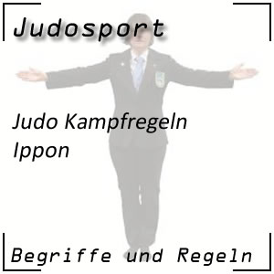 Judo Regeln Ippon