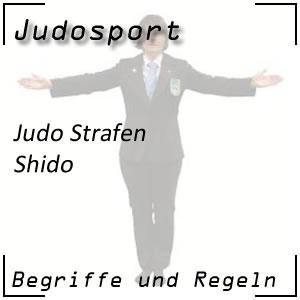 Judo Strafen Shido