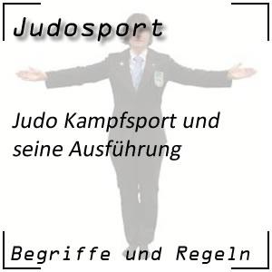 Judo Judosport Ausführung
