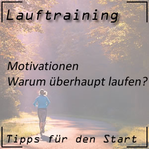 Lauftraining Motivationen