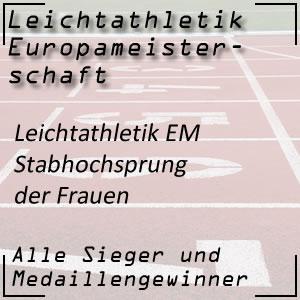 Leichtathletik EM Stabhochsprung Frauen