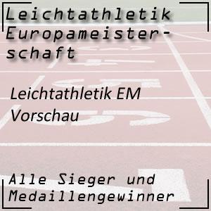 Leichtathletik EM Vorschau