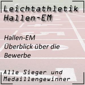 Leichtathletik Hallen EM