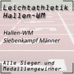 Leichtathletik Hallen WM Siebenkampf Männer