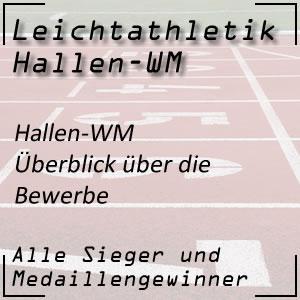 Leichtathletik Hallen WM