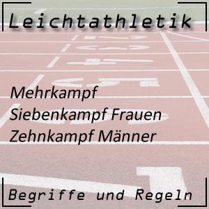 Leichtathletik Mehrkampf