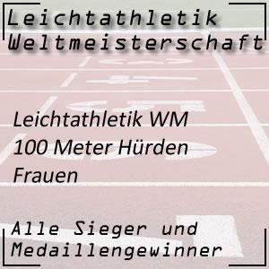 Leichtathletik WM Hürdenlauf 100 m Frauen