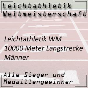 Leichtathletik WM 10000 m Männer