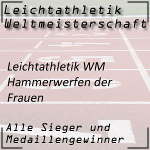 Leichtathletik WM Hammerwurf Frauen