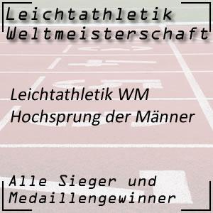 Leichtathletik WM Hochsprung Männer