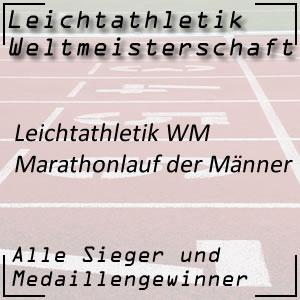 Leichtathletik WM Marathon Männer