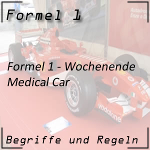 Formel 1 Medical Car