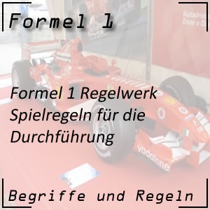 Formel 1 Regelwerk