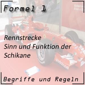 Formel 1 Schikane