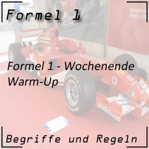 Formel 1 Warm-Up