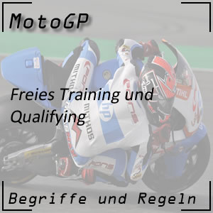 MotoGP Training / Qualifying
