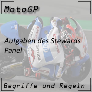 MotoGP Stewards Panel