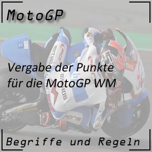MotoGP WM-Punkte