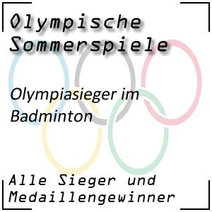 Olympiasieger Badminton