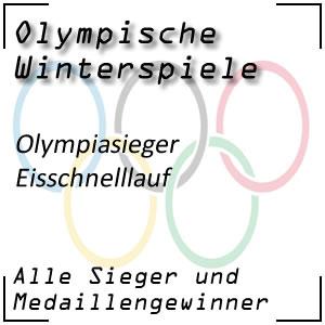 Olympiasieger Eisschnelllauf