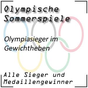Olympiasieger Gewichtheben