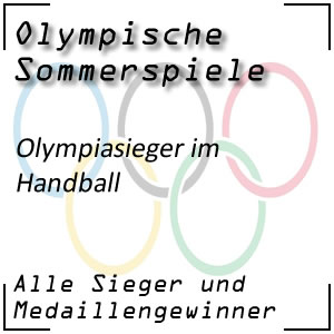 Olympiasieger Handball