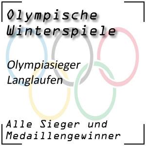 Olympiasieger Langlauf