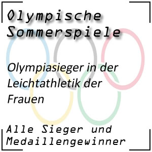 Olympiasieger Leichtathletik Frauen