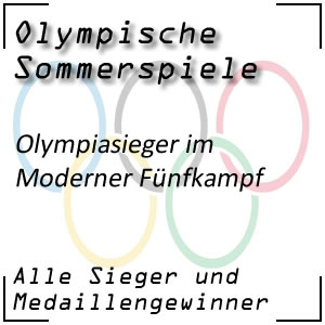 Olympiasieger Moderner Fünfkampf