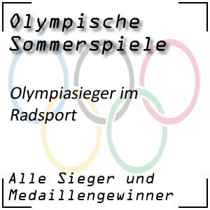 Olympiasieger Radsport