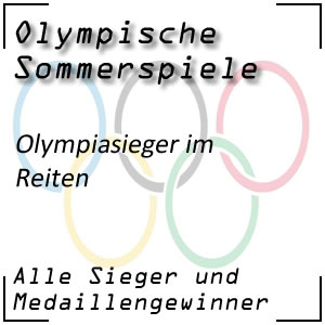 Olympiasieger Reiten