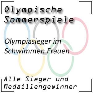 Olympiasieger Schwimmen Frauen