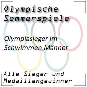 Olympiasieger Schwimmen Männer