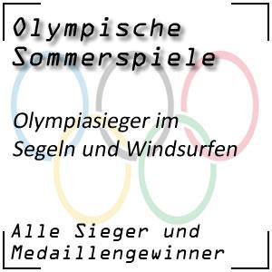 Olympiasieger Segeln / Windsurfen