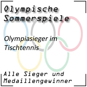 Olympiasieger Tischtennis