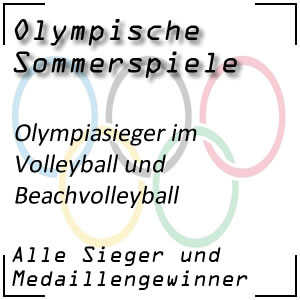 Olympiasieger Volleyball / Beachvolleyball