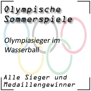 Olympiasieger Wasserball