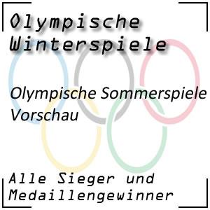 Olympische Sommerspiele Vorschau