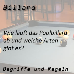 Poolbillard