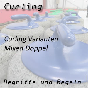 Curling Mixed Doppel