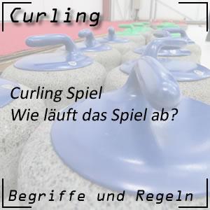 Curling Spielablauf